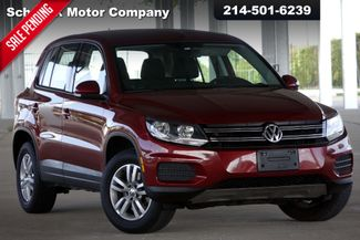 2012 Volkswagen Tiguan S 2.0 TSI Turbo ** EZ FINANCE *** in Plano TX, 75093