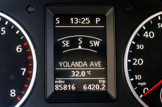 2012 Volkswagen Tiguan SE w/Sunroof  Nav Reseda, CA 15
