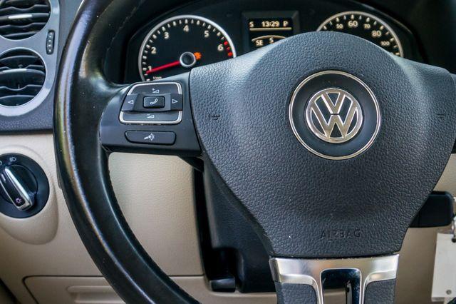 2012 Volkswagen Tiguan SE w/Sunroof  Nav Reseda, CA 18