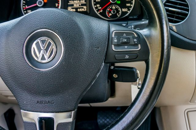 2012 Volkswagen Tiguan SE w/Sunroof  Nav Reseda, CA 19