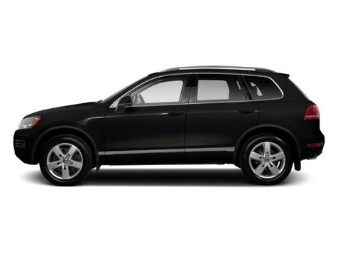 2012 Volkswagen Touareg Lux in Akron, OH