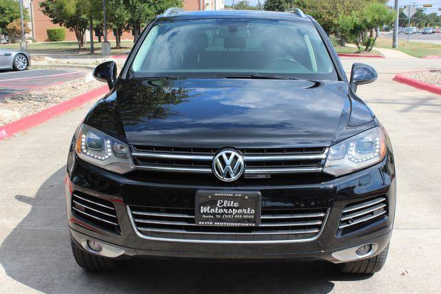 2012 Volkswagen Touareg Lux Austin , Texas 7