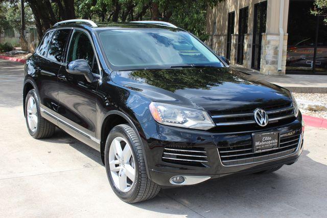 2012 Volkswagen Touareg Lux Austin , Texas 6
