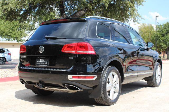 2012 Volkswagen Touareg Lux Austin , Texas 4