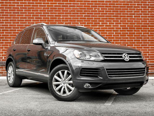 2012 Volkswagen Touareg Sport w/Nav Burbank, CA 2