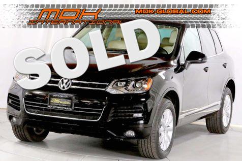 2012 Volkswagen Touareg Sport w/Nav - AWD - Turbo Diesel in Los Angeles