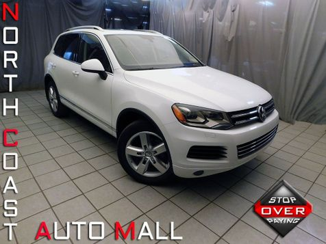 2012 Volkswagen Touareg Lux in Cleveland, Ohio