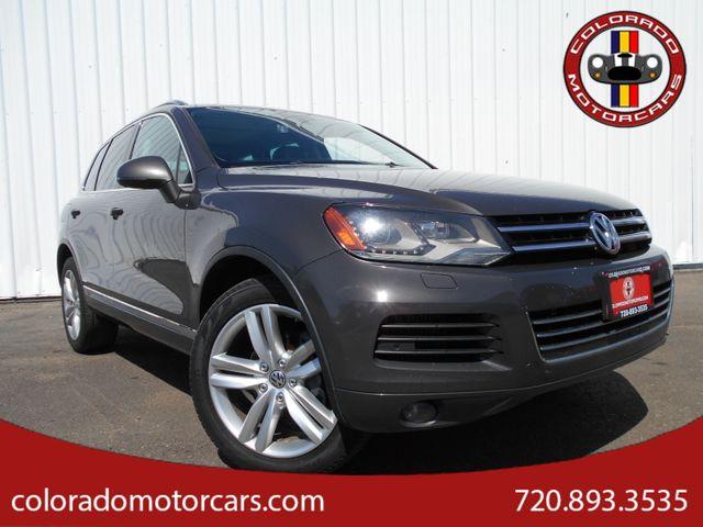 2012 Volkswagen Touareg Exec