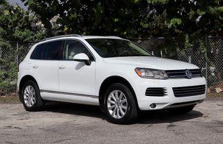 2012 Volkswagen Touareg Sport w/Nav Hollywood, Florida 27