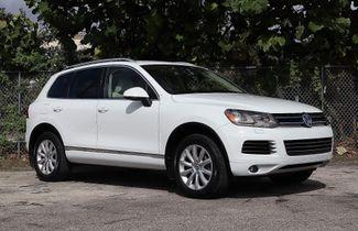 2012 Volkswagen Touareg Sport w/Nav Hollywood, Florida 13