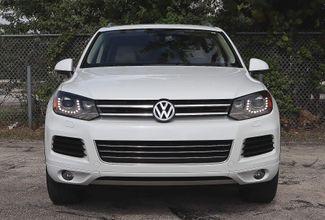 2012 Volkswagen Touareg Sport w/Nav Hollywood, Florida 47