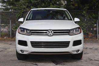 2012 Volkswagen Touareg Sport w/Nav Hollywood, Florida 12