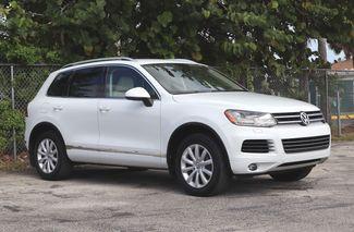 2012 Volkswagen Touareg Sport w/Nav Hollywood, Florida 40