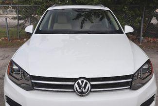 2012 Volkswagen Touareg Sport w/Nav Hollywood, Florida 48