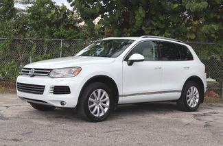 2012 Volkswagen Touareg Sport w/Nav Hollywood, Florida 41