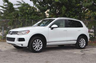 2012 Volkswagen Touareg Sport w/Nav Hollywood, Florida 28