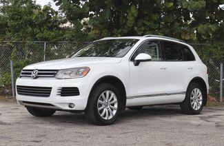 2012 Volkswagen Touareg Sport w/Nav Hollywood, Florida 10