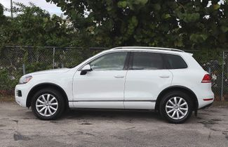 2012 Volkswagen Touareg Sport w/Nav Hollywood, Florida 9