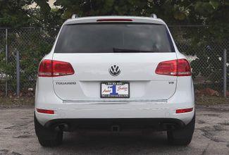 2012 Volkswagen Touareg Sport w/Nav Hollywood, Florida 6