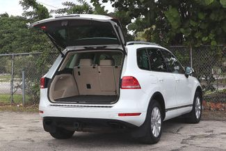 2012 Volkswagen Touareg Sport w/Nav Hollywood, Florida 36