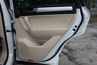 2012 Volkswagen Touareg Sport w/Nav Hollywood, Florida 54