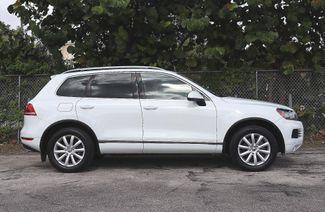 2012 Volkswagen Touareg Sport w/Nav Hollywood, Florida 3