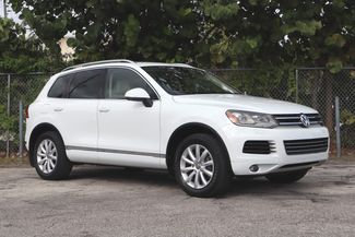 2012 Volkswagen Touareg Sport w/Nav Hollywood, Florida