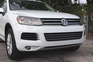 2012 Volkswagen Touareg Sport w/Nav Hollywood, Florida 46