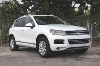 2012 Volkswagen Touareg Sport w/Nav Hollywood, Florida 35