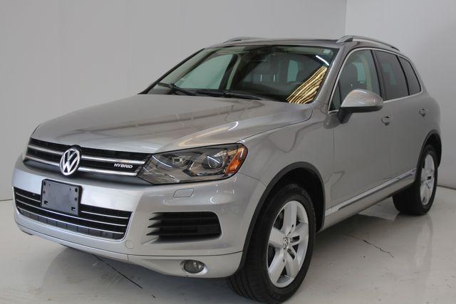 2012 Volkswagen Touareg HYBRID Houston, Texas 1