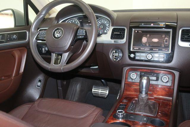 2012 Volkswagen Touareg HYBRID Houston, Texas 12
