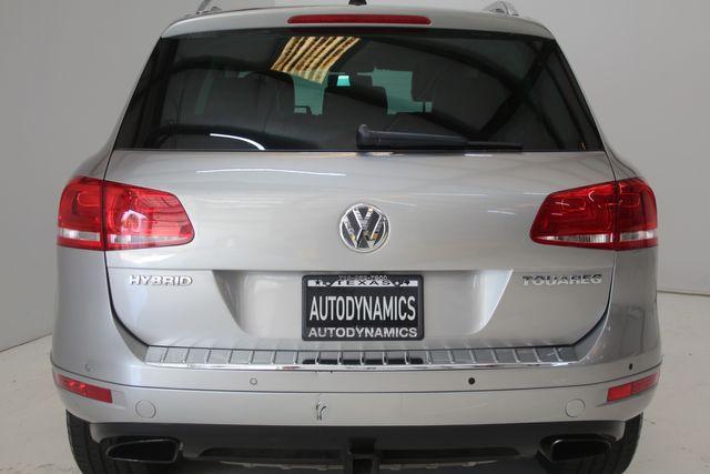 2012 Volkswagen Touareg HYBRID Houston, Texas 8