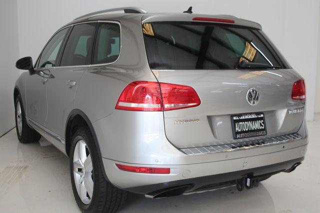 2012 Volkswagen Touareg HYBRID Houston, Texas 9