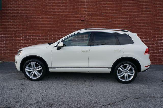 2012 Volkswagen Touareg Exec TDI in Loganville, Georgia 30052