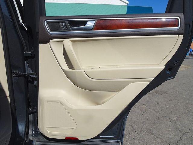 2012 Volkswagen Touareg Lux Madison, NC 37