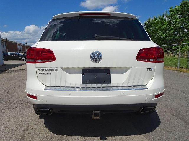 2012 Volkswagen Touareg Sport w/Nav Madison, NC 3