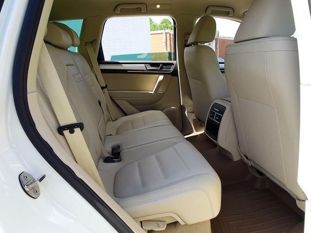 2012 Volkswagen Touareg Sport w/Nav Madison, NC 36