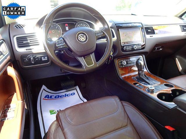 2012 Volkswagen Touareg Lux Madison, NC 38