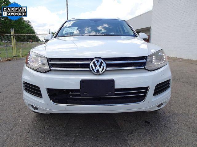 2012 Volkswagen Touareg Lux Madison, NC 7