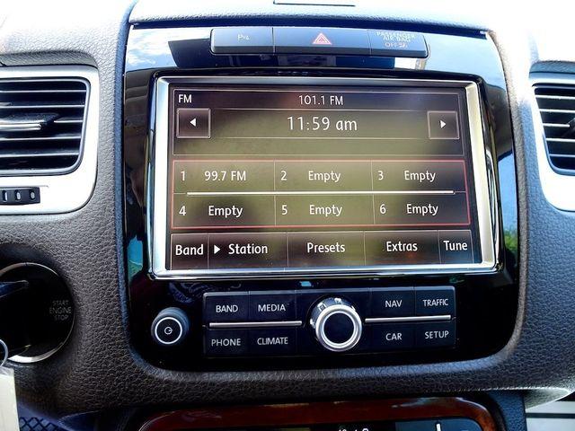 2012 Volkswagen Touareg Exec Madison, NC 15