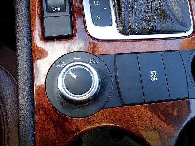 2012 Volkswagen Touareg Exec Madison, NC 21