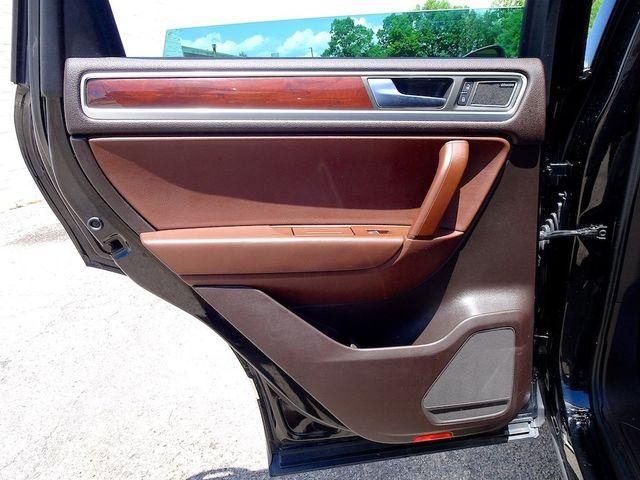 2012 Volkswagen Touareg Exec Madison, NC 27