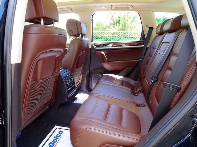 2012 Volkswagen Touareg Exec Madison, NC 28