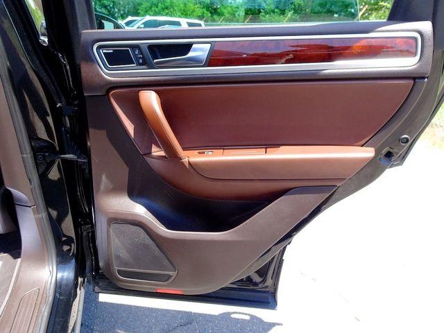2012 Volkswagen Touareg Exec Madison, NC 33