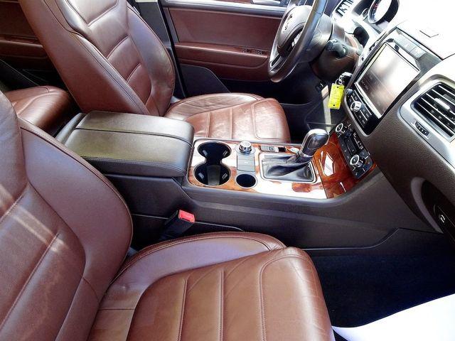 2012 Volkswagen Touareg Exec Madison, NC 44