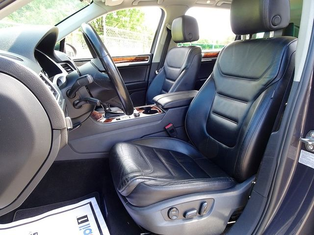 2012 Volkswagen Touareg Lux Madison, NC 27