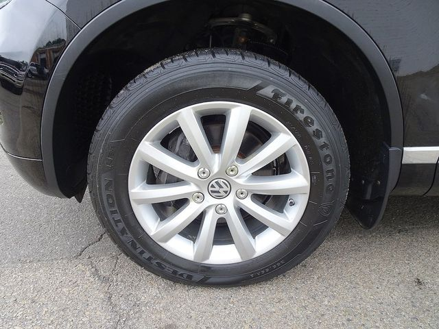 2012 Volkswagen Touareg Sport Madison, NC 10