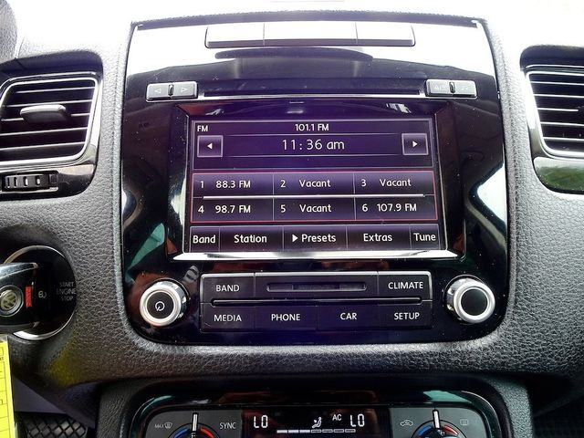 2012 Volkswagen Touareg Sport Madison, NC 18