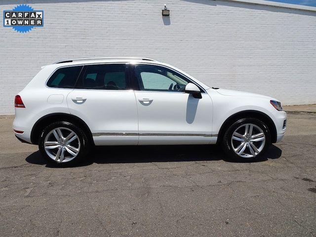 2012 Volkswagen Touareg Exec Madison, NC 1