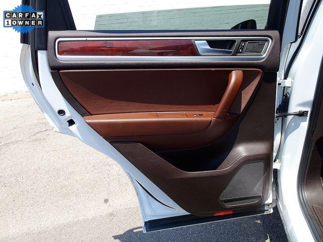 2012 Volkswagen Touareg Exec Madison, NC 29